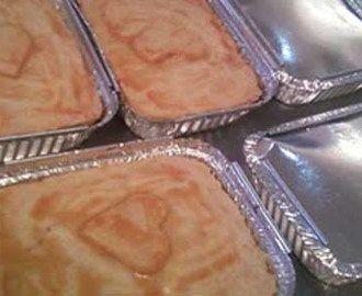 Receita de Torta na Marmita