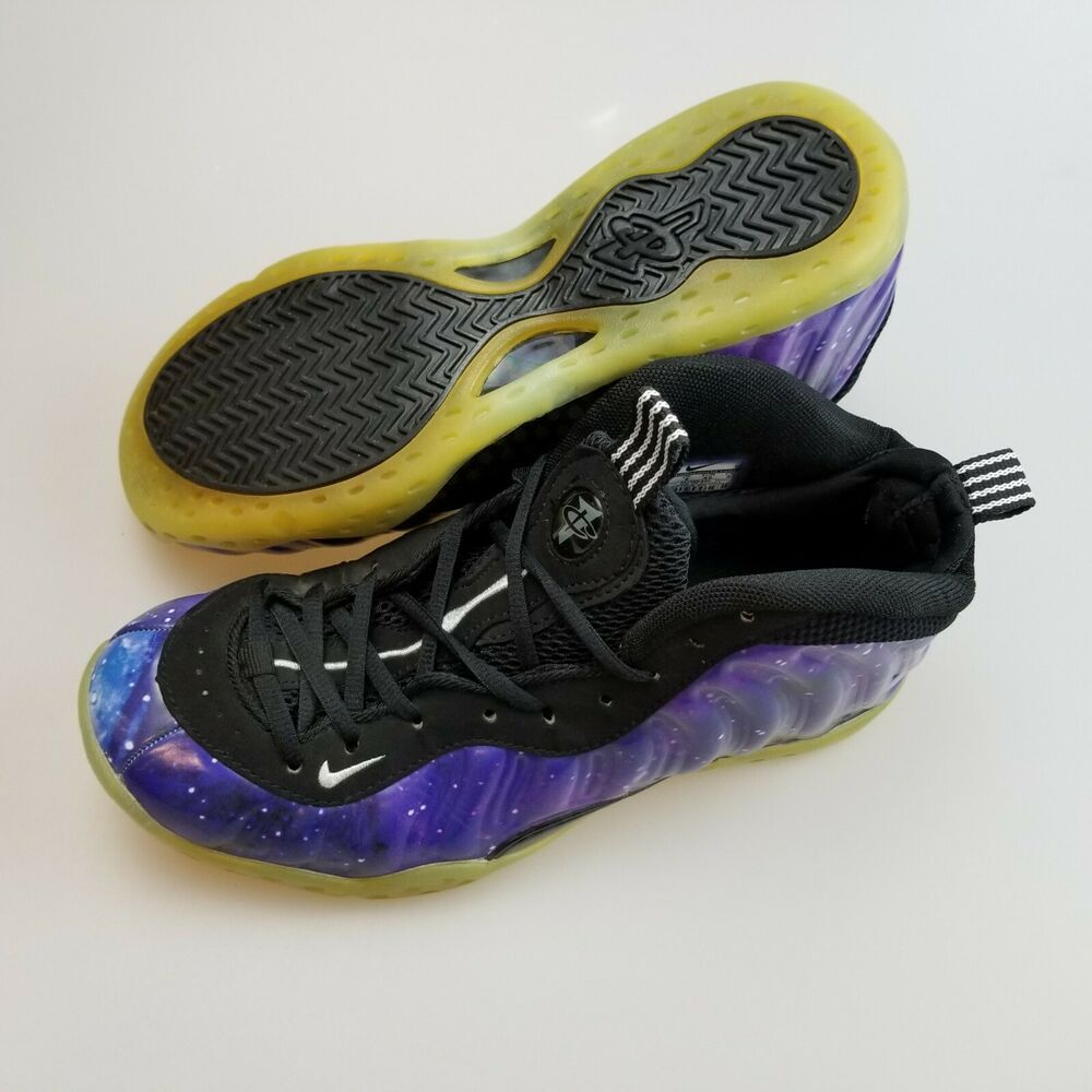 a518a22f167 Nike Air Foamposite Galaxy One NRG 521286-800 Men s US Size 9  Nike   BasketballShoes