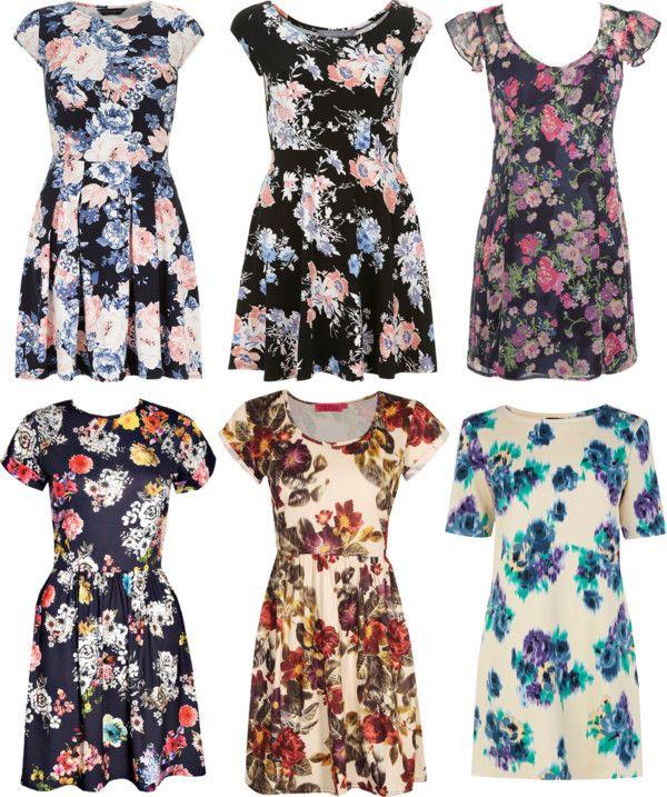 Top Favorite Floral Dresses For Spring Under $50 — Eva Design | Studio