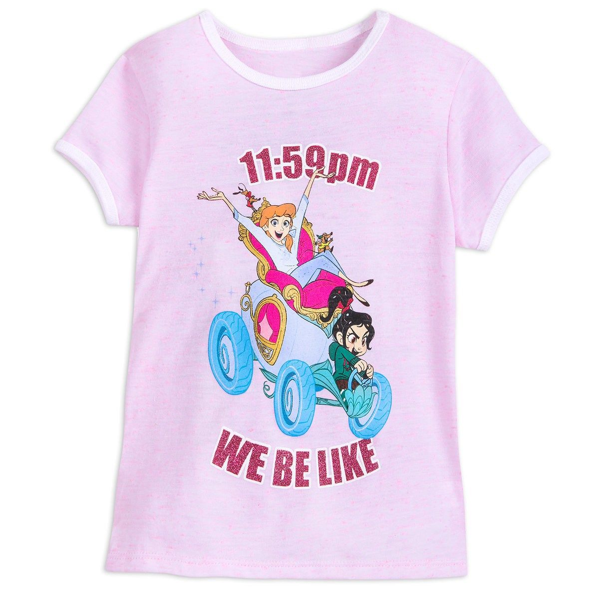 DISNEY STORE WRECK-IT RALPH BREAKS THE INTERNET RALPH /& VANELLOPE TEE T-SHIRT