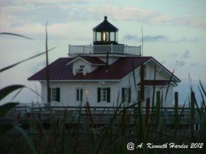 Roanoke Island Marsh Lighthouse - Manteo NC