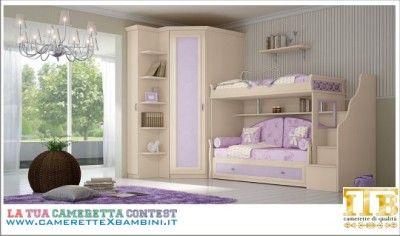 Itb Camerette ~ Best camerette per due images mosquito net kids