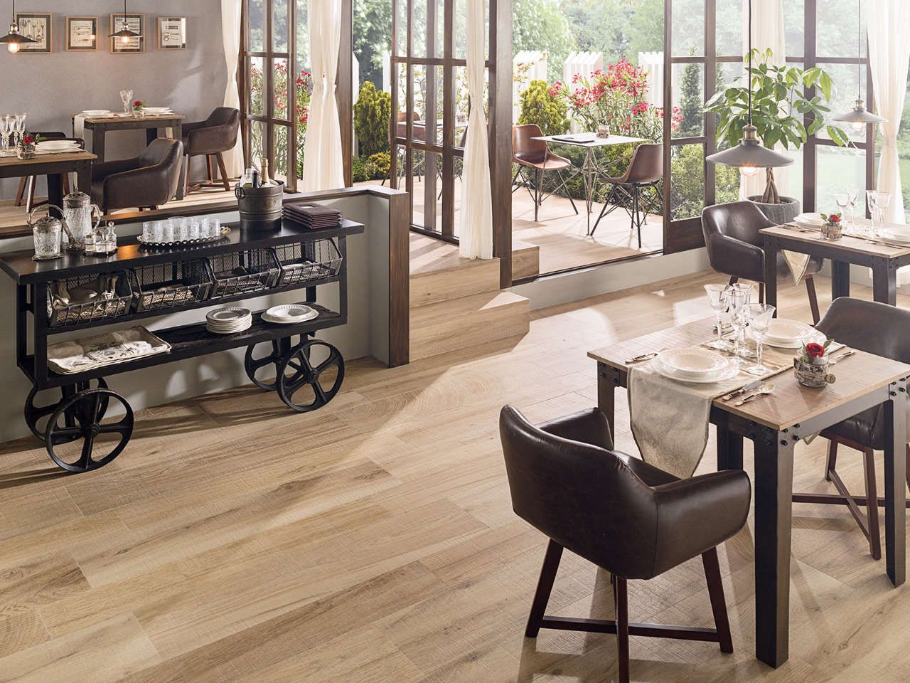 Carrelage Imitation Parquet Porcelanosa Collection Carrelage Par Ker Porcelanosa Ascot Arce 19