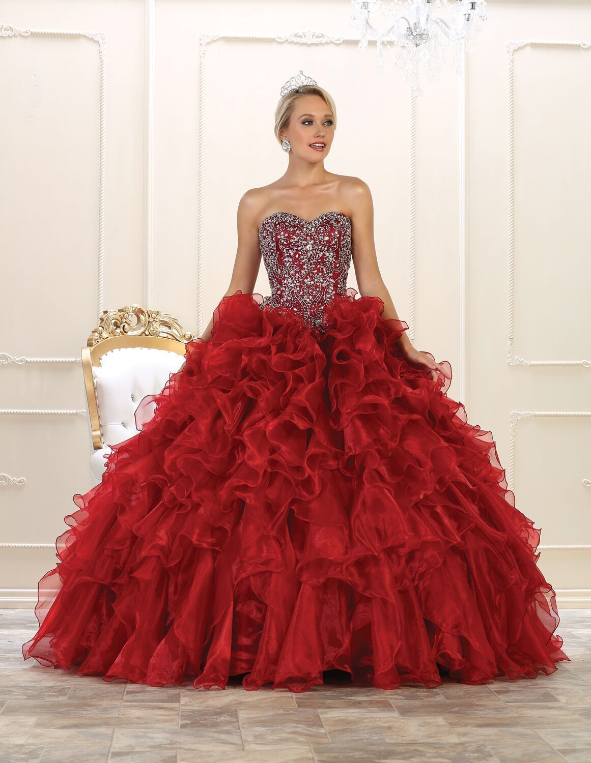 77d3729784a Quinceanera Quinceanera Sweet 16 Long Ball Gown in 2019
