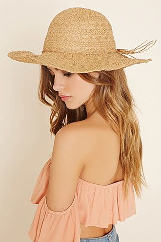 7f7e8d92a3a Wired Straw Floppy Hat