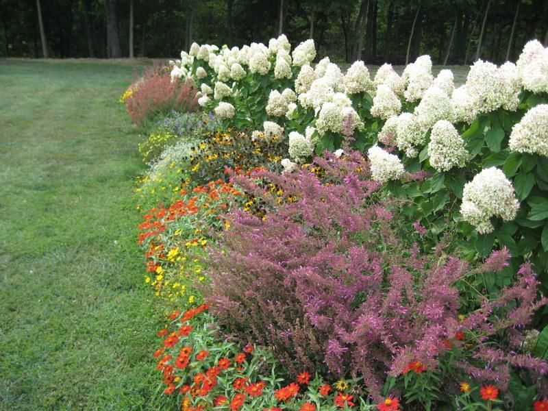 Perennial Flower Garden Ideas how to add late summer blooming perennials to the garden Perennial Flower Garden Design Perennial Garden Plan It Will Be Helpful If