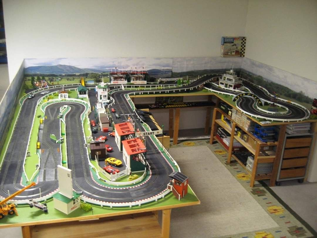 Pin By Daniel Coombes On Slot Track Ideas In 2020 Slot Cars Slot Car Racing Slot