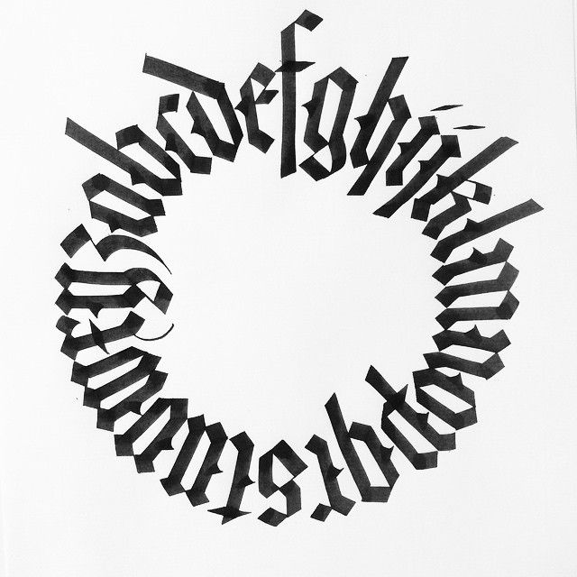 Днем рождения, создание картинок с надписями в кругу