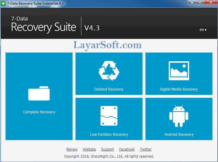 7 Data Recovery Suite 4 3 0 Portable Full Version Perangkat Lunak Aplikasi Pemulihan