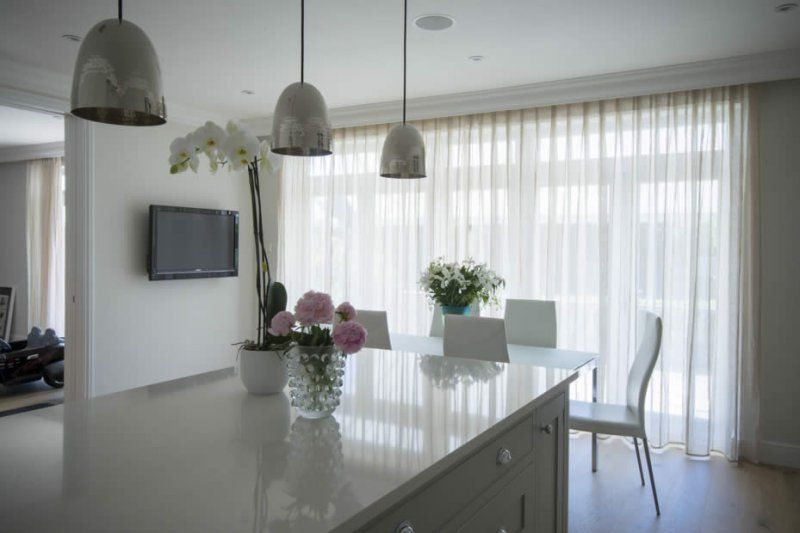 Curtains For Bifold Doors Window Treatments