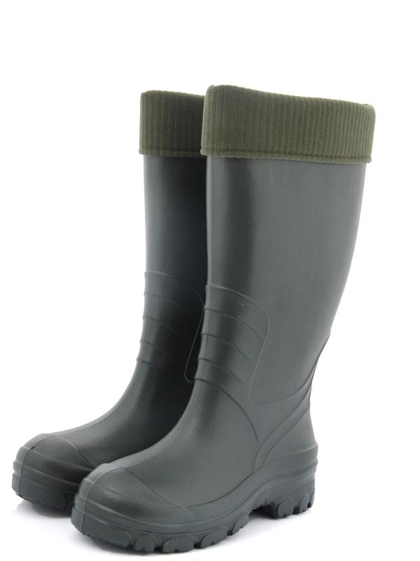 Kalosze Piankowe Meskie Z Wkladem Gumiaki Ocieplane Demar New Universal Wellington Boot Boots Rain Boots
