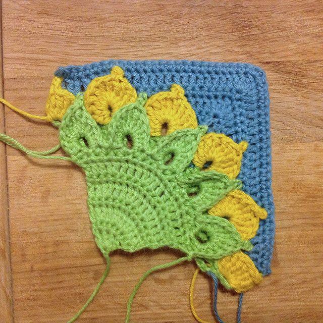 Free crochet patterns (flowers, amigurumi, celtic motifs) designed ...