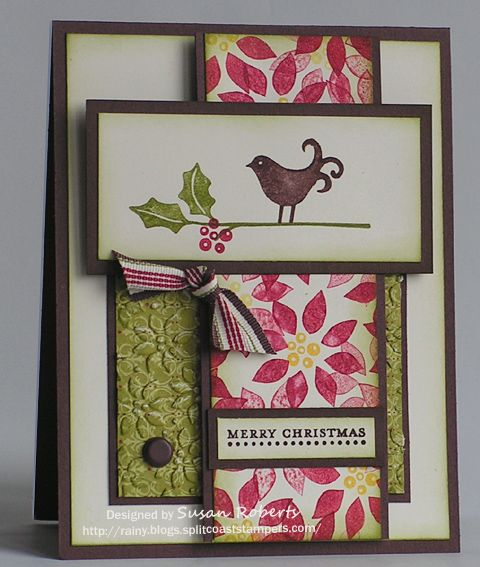 Sc 283 Merry Christmas By Rainy Cards And Paper Crafts At