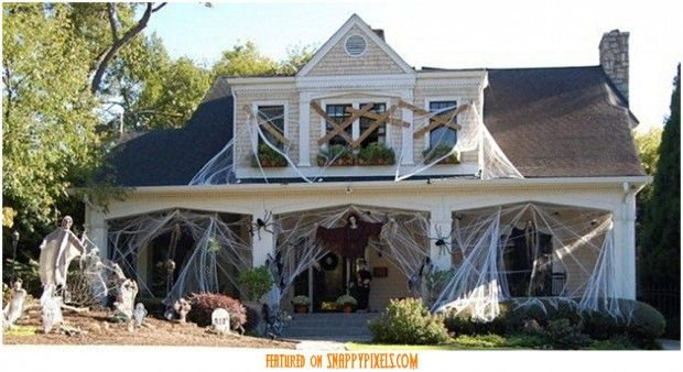 Scary Decoration Ideas For Outside 34 Yard Pics Sny Pixels