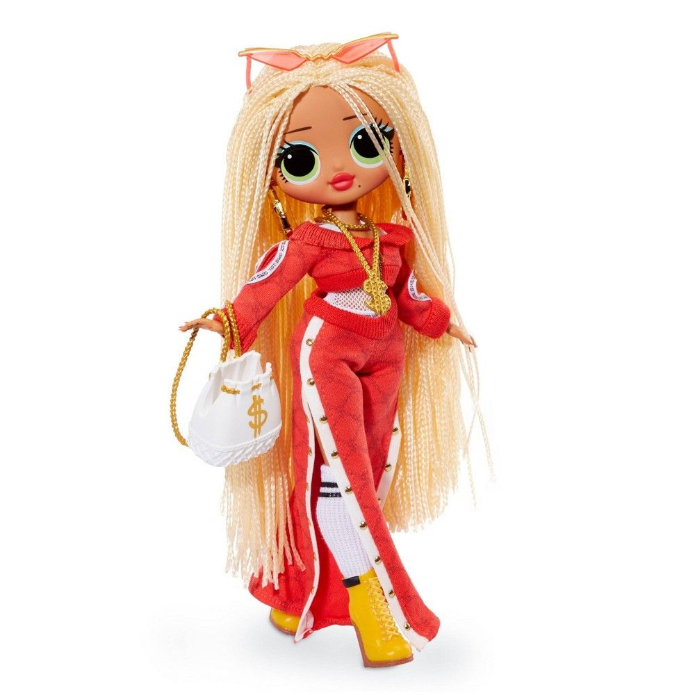 L O L Surprise O M G Swag Fashion Doll With 20 Surprises Fashion Dolls Swag Style Lol Dolls