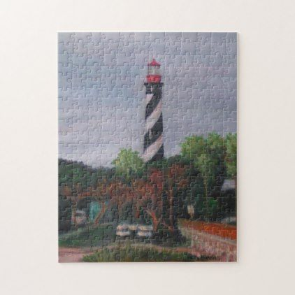 Lighthouse · LIGHTHOUSE MORNING Puzzle   Home Decor ...