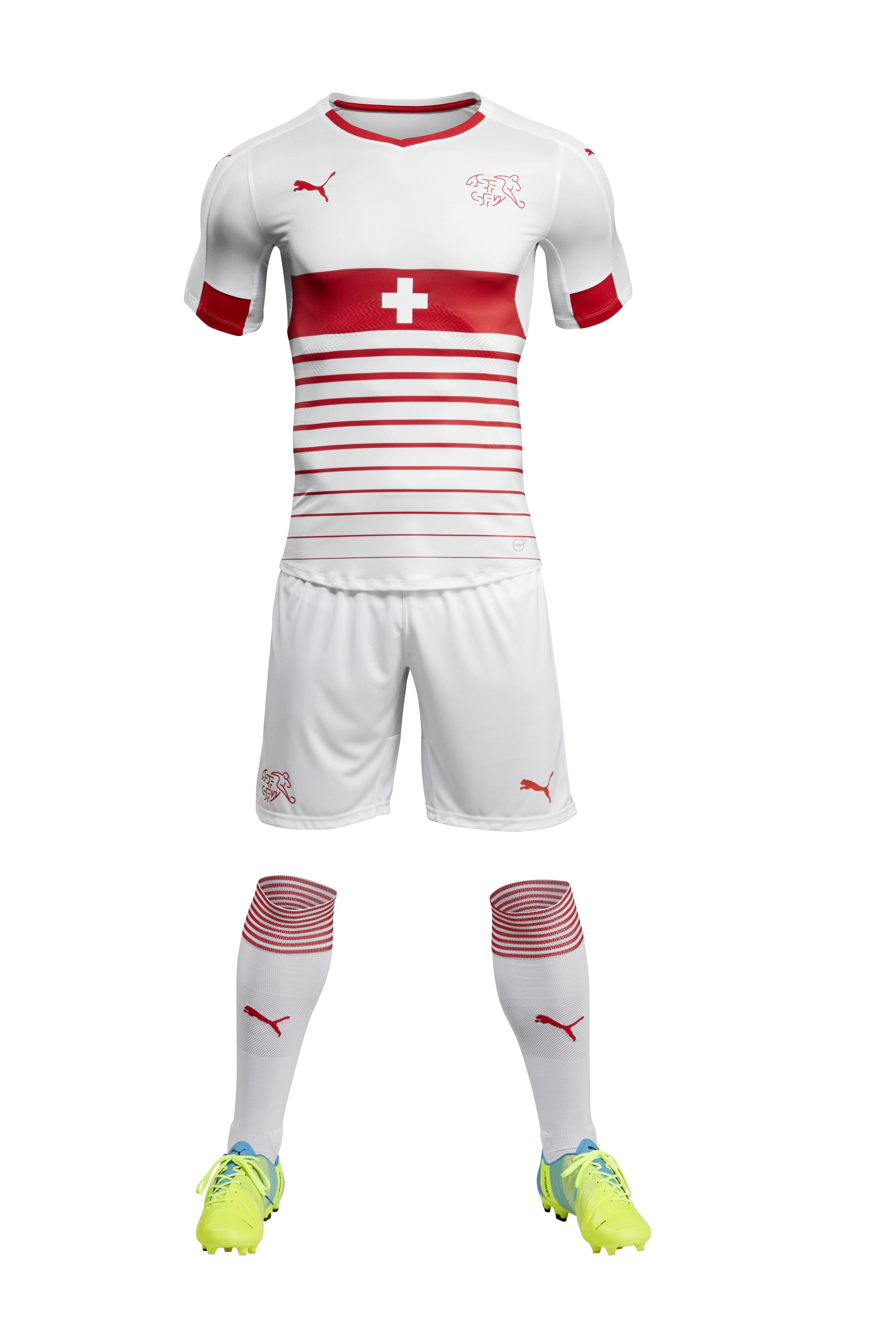 1f58a9da8 Switzerland Football Kits