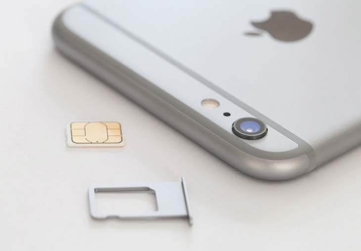 Use iPhone 5, 5S sim card size in 6S | Iphone, Sims, Apple