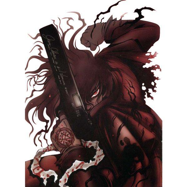Pin by Husky Alpha on Polyvore   Hellsing alucard, Alucard