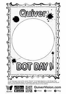 Augmented Art Show Via Quiver Dot Day Quiver Art Show