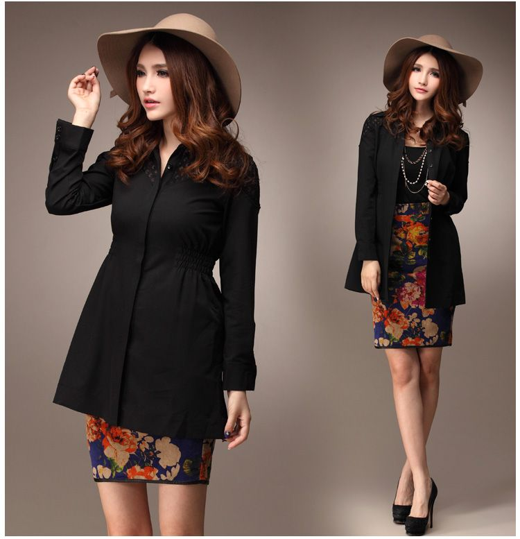 2013 Spring Fashion Collection Dress 1659 - Dresses - korean japan fashion clothes dresses wholesale women