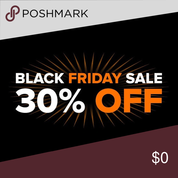 Black Week Sale Black Friday Sale Accepting Offers This Week On All The ...