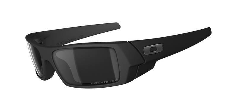 OAKLEY napszemüveg Gascan Matte Black  Black Iridium Polarized. Az Oakley  napszemüveg lencse a saját e357dc5b01