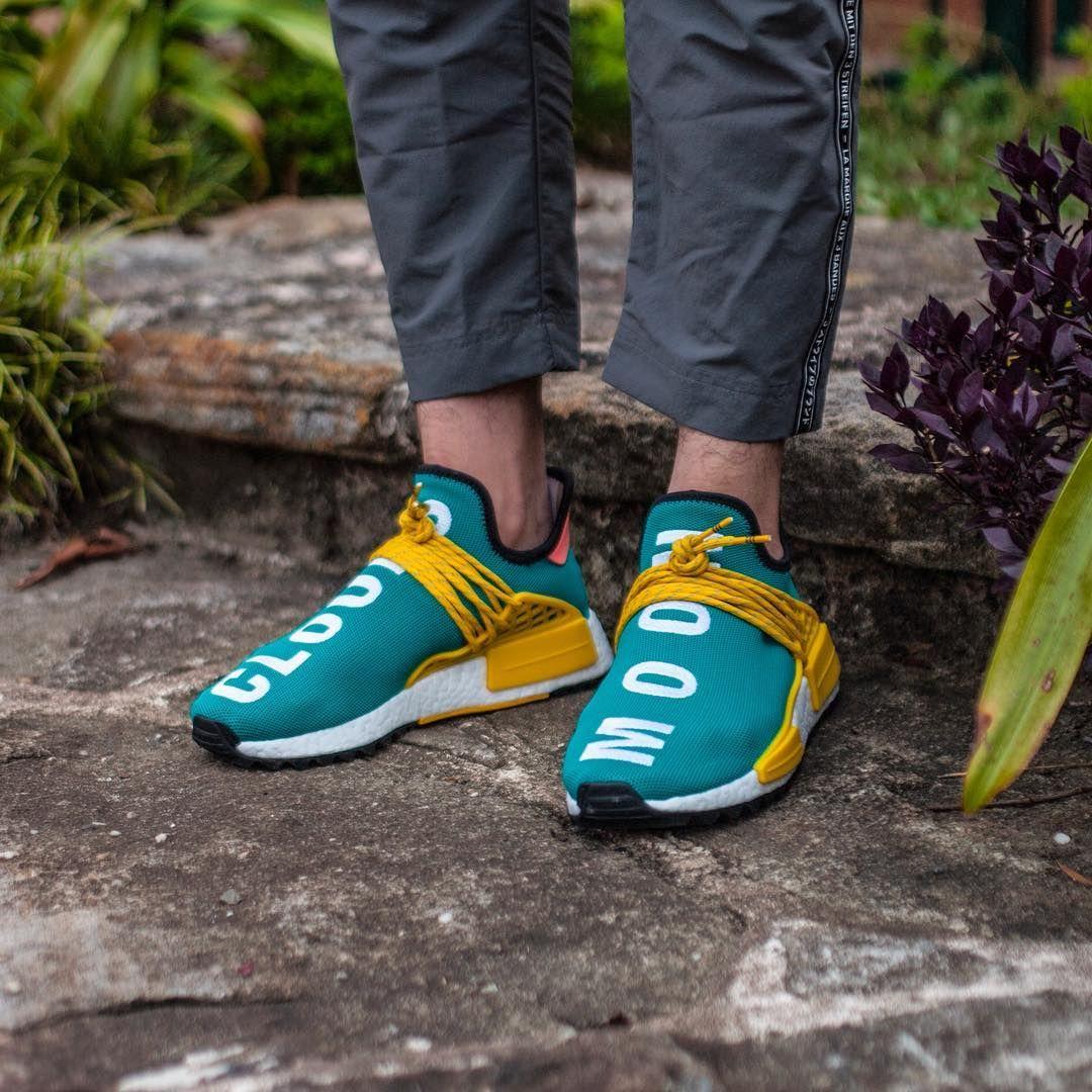e3b9a3f0 Pharrell x adidas NMD Human Race Trail