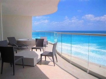 Cancun Condo Rental Cloud 9 Is Ultra Lux And Chic On Serene Sandy Beach Homeaway 2800 5005 Per Week Sleeps 10