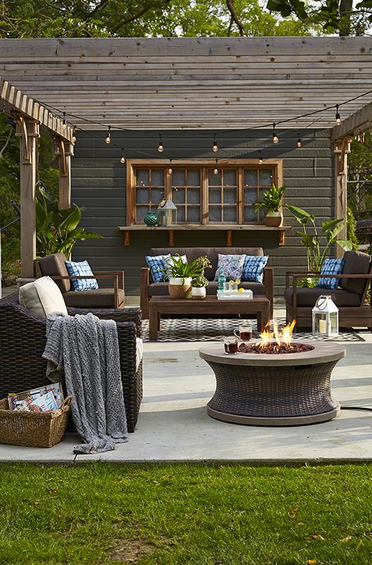 10 id es pour maximiser sa terrasse d coration d ext rieur terrasse ext rieur et maison. Black Bedroom Furniture Sets. Home Design Ideas
