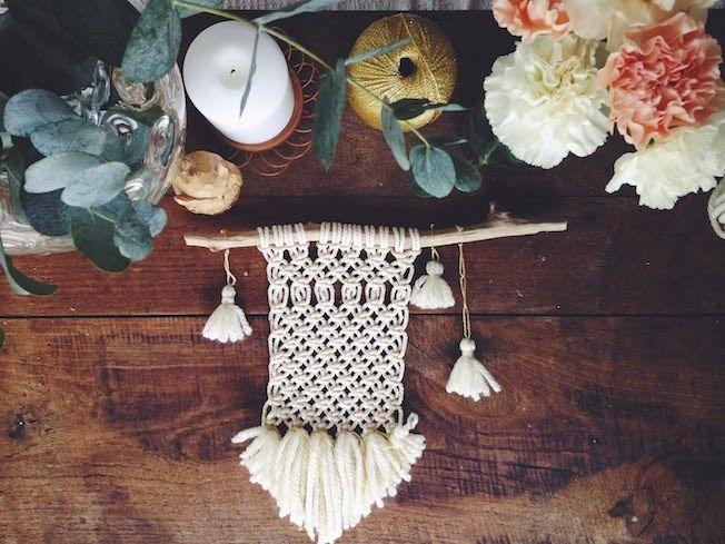 macram lili in wonderland blog d co lifestyle et inspirant sur lili in wonderland. Black Bedroom Furniture Sets. Home Design Ideas