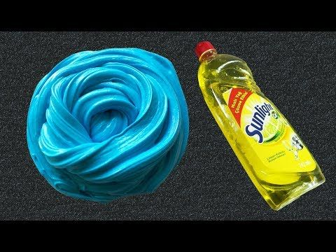 Dish Soap And Colgate Toothpaste Slime How To Make Slime Soap Salt And Toothpaste No Glue Youtube Diy Dish Soap Dish Soap Slime Fluffy Slime