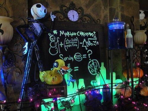 The Halloween House - Nightmare Before Christmas Fan Art (26323613) - Fanpop