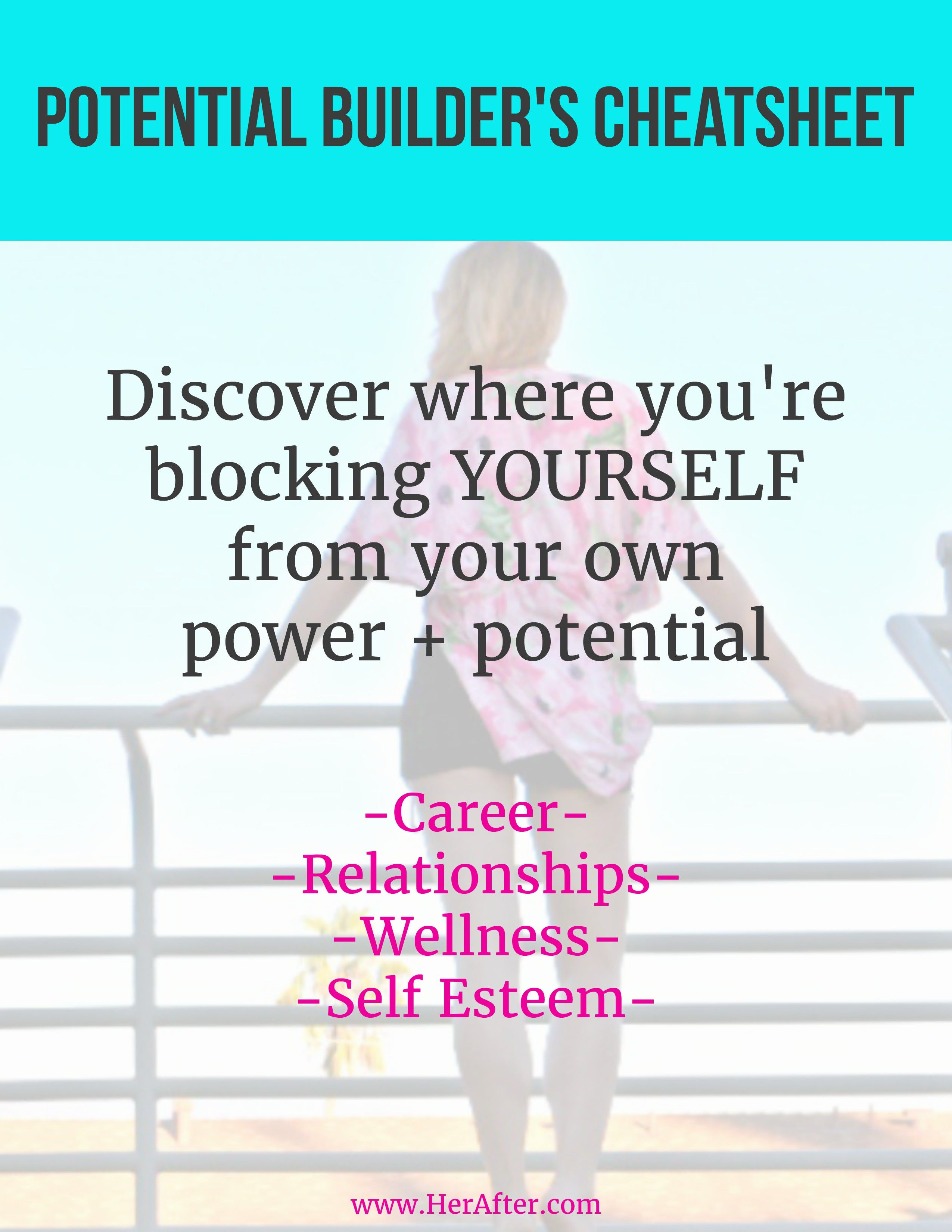 Discover Where You Re Blocking Yourself From Your