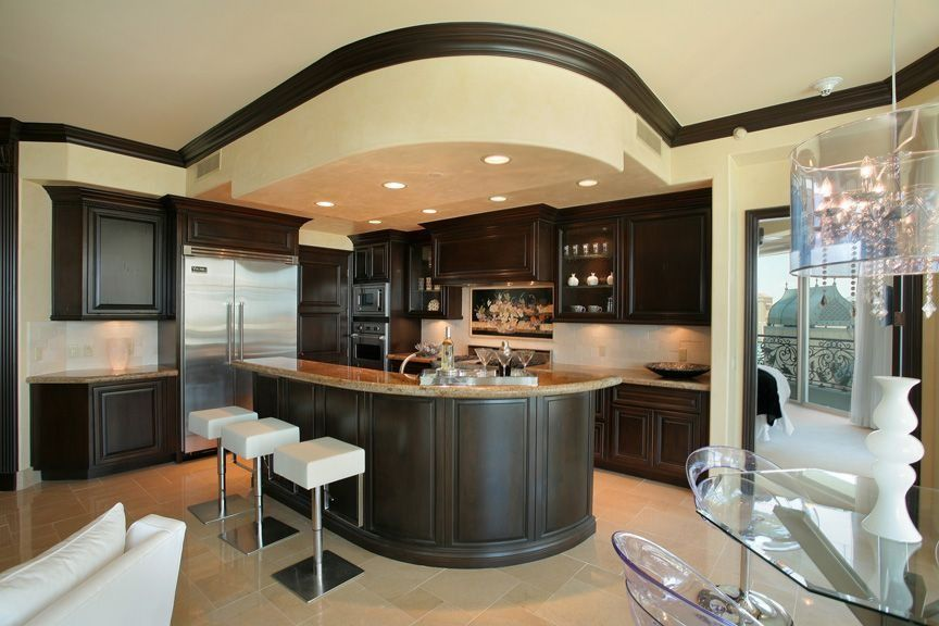 64 Deluxe Custom Kitchen Island Designs Beautiful Dropped Ceiling Ceiling And Kitchens