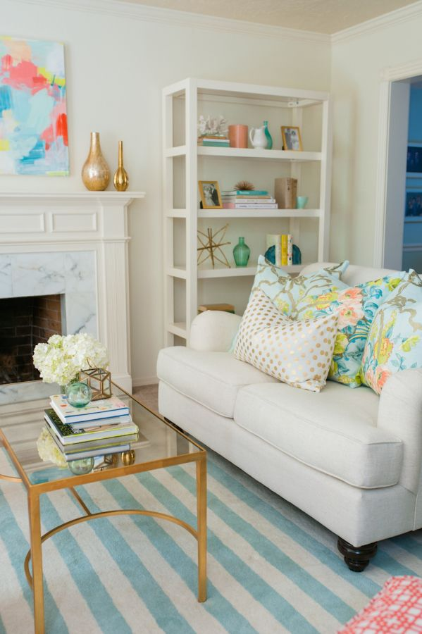 Bright Colors For Living Room Plans whimsical living room full of color | brittany, prints and living