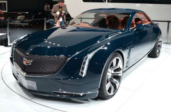 2017 Cadillac Eldorado Http Www Gtopcars Makers