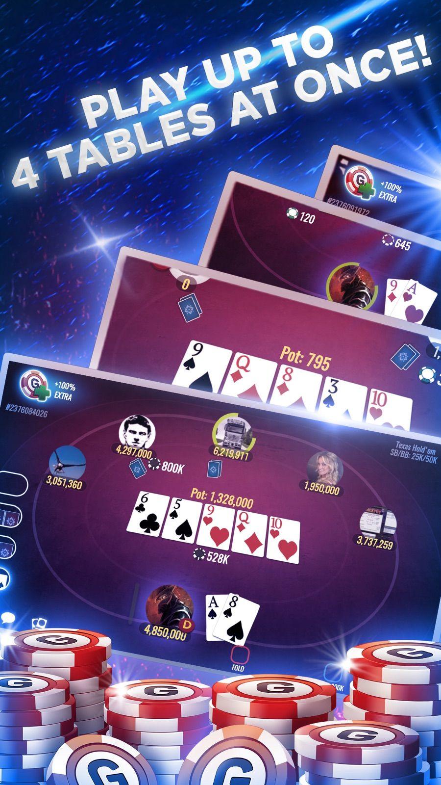Poker Texas Holdem Live Pro on the App Store (2020)