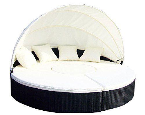 Baidani Gartenmbel Sets 10b0000200001 Designer Rattan Lounge XXL