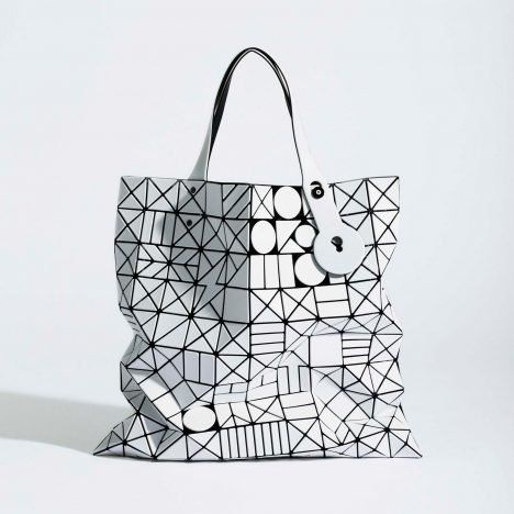 Issey Miyake updates iconic Bao Bao bag with new shapes | futuristic ...