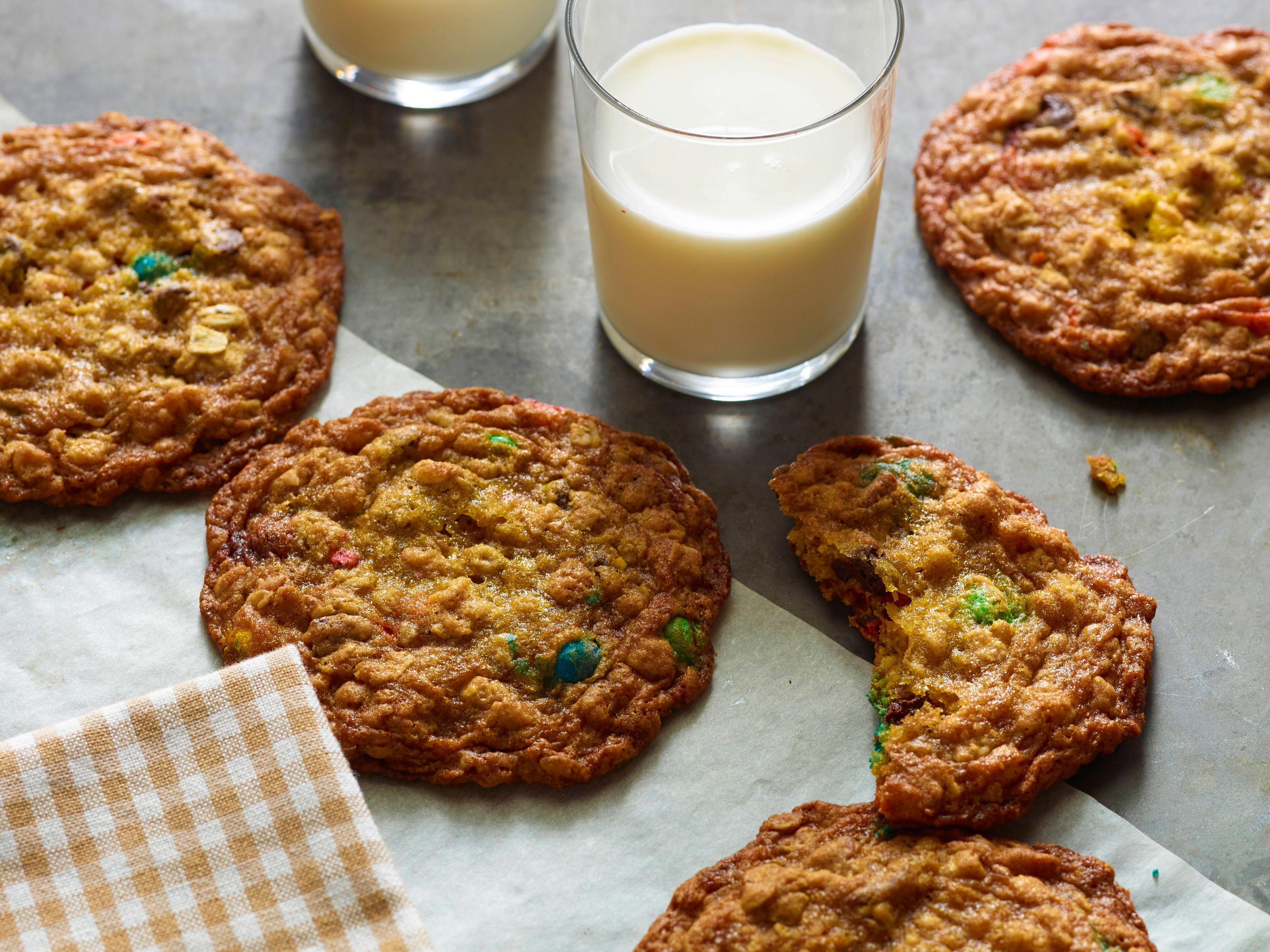 Monster Cookies Recipe : Ree Drummond : Food Network - FoodNetwork.com