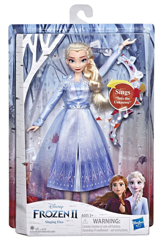Disney Frozen 2 Elsa Fashion Doll New Toy Girls Christmas Gift Present Latest