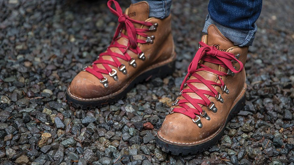 DANNER MOUNTAIN LIGHT CASCADE | My Style | Pinterest | Lace up ...