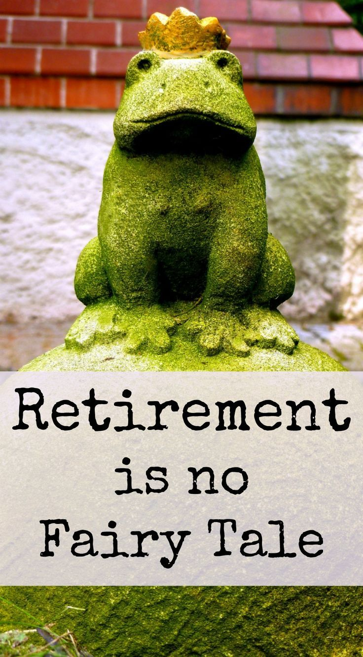 Retirement Is Not A Fairy Tale Ending | Midlife Goal Setting