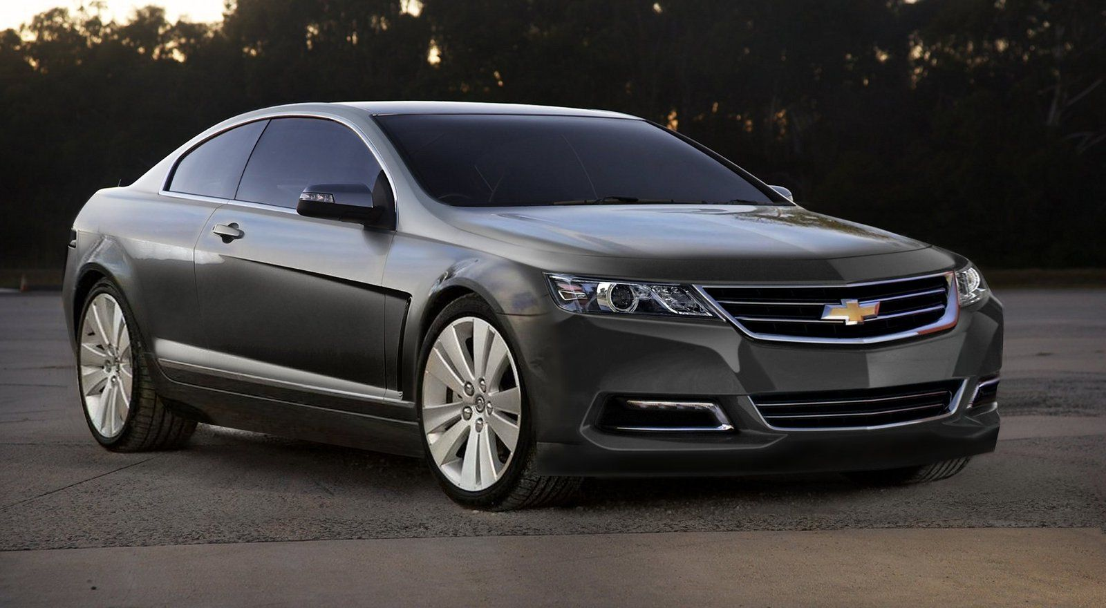 2015 chevy ss coupe