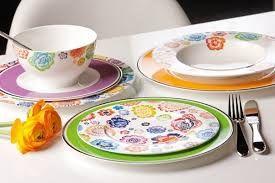 Bilderesultat for Villeroy & Boch Anmut Bloom Dinnerware