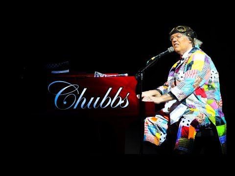 Roy chubby brown giggling lips