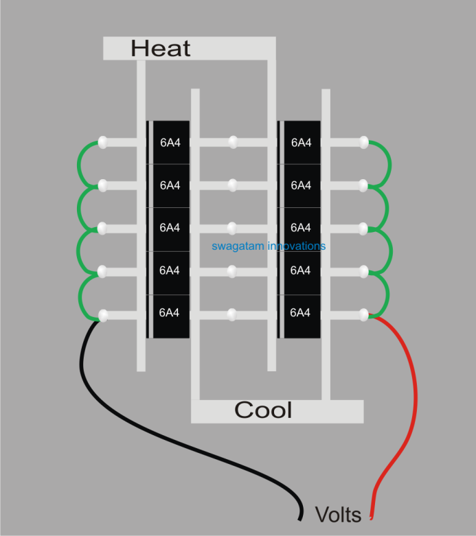 A Thermoelectric Generator Teg Is A Kind Of Free Energy Device