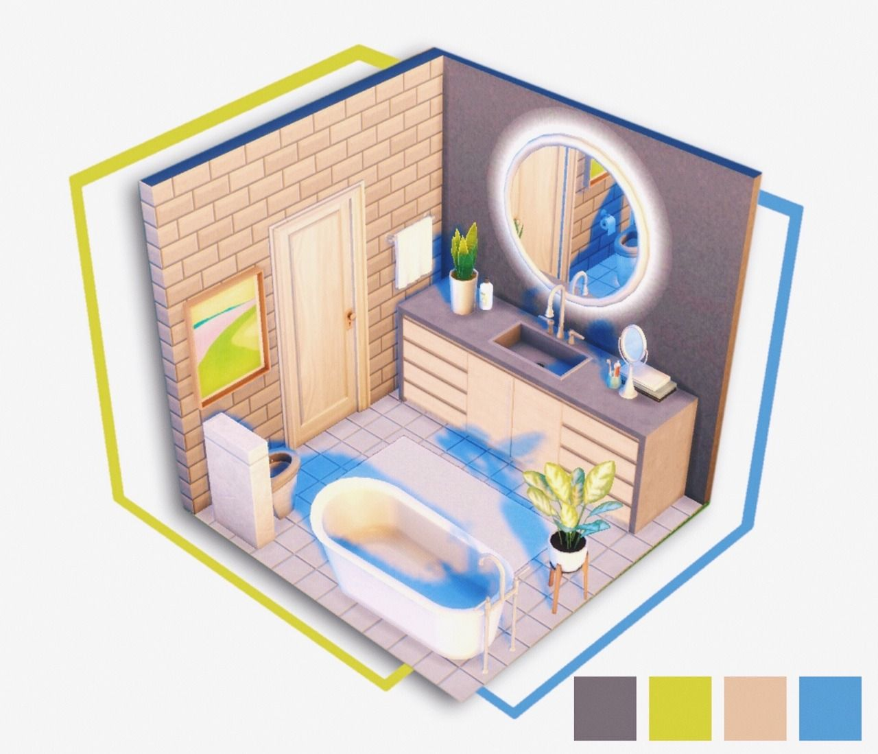Simvope Sims 4 House Design Sims 4 Bedroom Sims House
