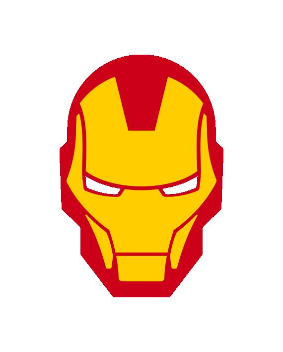 Pegatina Iron Man 2 Colores In 2019 Eisenmann